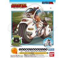 Bandai - DBZ Bulma capsule n°9 (0216392)