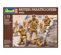 Revell - Parachutistes AnglaisWWII