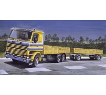 Italeri - Scania 142M Flat Bed