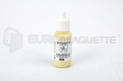 Prince August - Jaune crème 858 (pot 17ml)