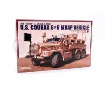Meng - Cougar 6X6 MRAP