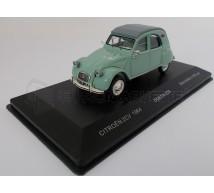 Odeon - Citroën 2cv 1964 verte