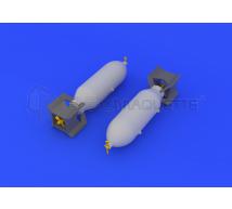 Eduard - Bombes US 250 Kg (x2)