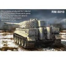 Rye field model - Tigre I middle Prod & interieur