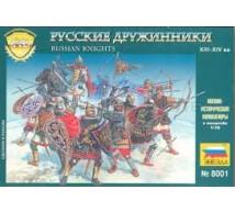 Zvezda - chevalliers russes