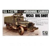Afv Club - Dodge WC 63 6x6