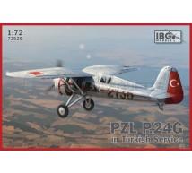 Ibg - PZL P-24G Turkish service