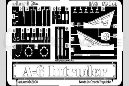 Eduard - A-6 Intruder (italeri)