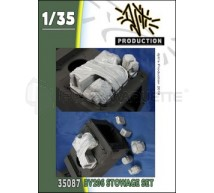 Djiti production - BV206 Stowage set