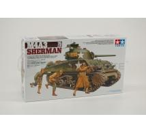 Tamiya - M4A3 Sherman 75mm