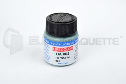Life Color - Gris Bleu RLM76 UA062 (pot 22ml)