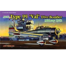 Cyber hobby - Type 99 Val Midway 1942