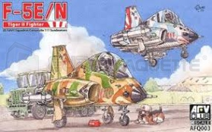 Afv club - EGG F-5E/N