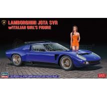 Hasegawa - Lamborghini Jota SVR & Pin-Up