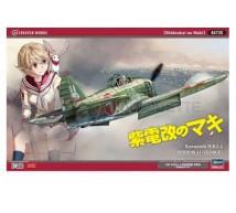 Hasegawa - N1K2-J déco Manga