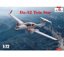 A model - Da-42 Twin Star