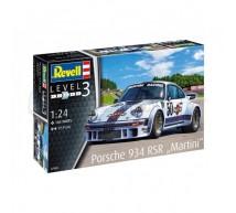 Revell - Porsche 934 RSR Martini