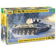 Zvezda - T-34/76 Mod 43