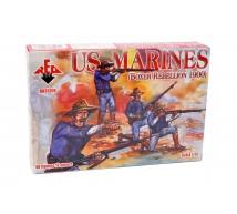 Red Box - US marines 1900