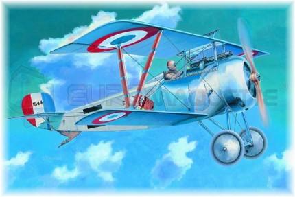 Eduard - Nieuport 17 (profipack)