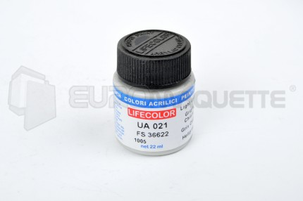Life Color - Gris FS36622 UA021 (pot 22ml)