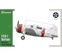 Special hobby - F2A-1 Buffalo 1st US Service