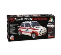 Italeri - Fiat abarth 695 SS