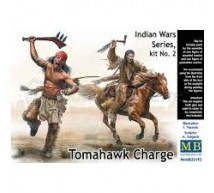 Master box - Indian Tomahawk charge