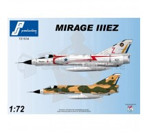 Pj production - Mirage III EZ