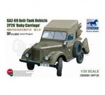 Bronco - Gaz-69 & 2P26 ATV