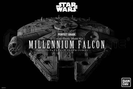 Bandai - Millenium Falcon 1/72 (PG)