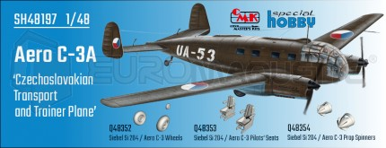 Special hobby - Aero C-3A