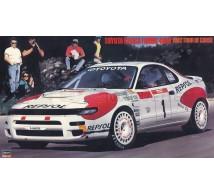 Hasegawa - Toyota Celica TdC 1992