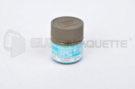 Gunze Sangyo - Vert Olive US H52 (pot 10ml)