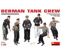 Miniart - German tank crew