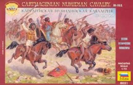 Zvezda - Carthagenian Numidian Cavalry