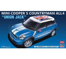Hasegawa - Mini Cooper S Union Jack