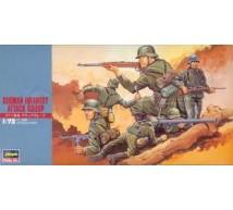 Hasegawa - German Infantry WWII