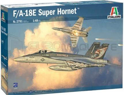 Italeri - F-18E Super Hornet