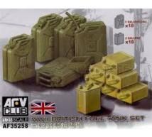 Afv club - British Jerrycans Fuel