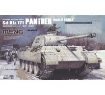 Meng - Panther Ausf A early Prod