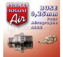 Prince august - Buse 0.25 pour A112