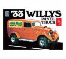 Amt - Willys 33 Panel truck