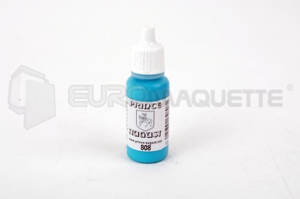 Prince August - Bleu vert 808 (pot 17ml)