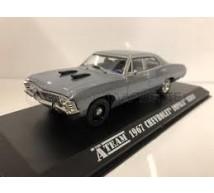 Greenlight - A Team Chevy Impala Sedan 1967