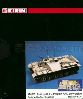 Kirin - IDF Centurion APC convertion
