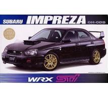 Fujimi - Subaru Impreza WRX STI 02