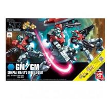 Bandai - HG GM/GM (0219549)
