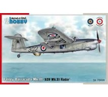 Special hobby - Barracuda Mk III & French decals