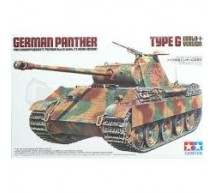 Tamiya - Panther G early